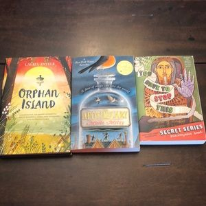 Other - Bundle of 3 books.  1 hardcover and 2 soft.